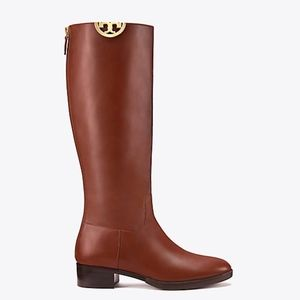 Price Firm💜Tory Burch Sidney Boots with dust bag